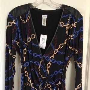 Beautiful Cache Wrap Dress